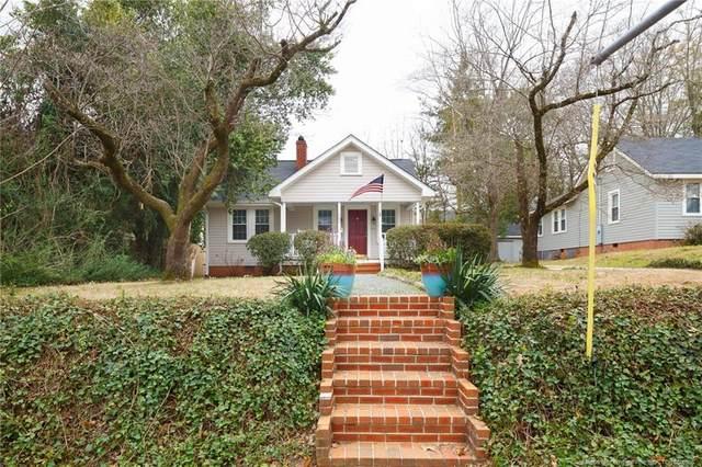 1003 W Rowan Street, Fayetteville, NC 28305 (MLS #628818) :: Weichert Realtors, On-Site Associates