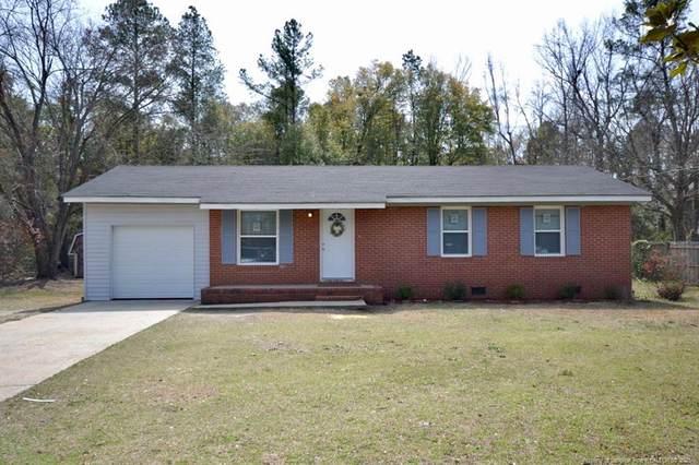389 Porter Road, Hope Mills, NC 28348 (MLS #628825) :: Weichert Realtors, On-Site Associates