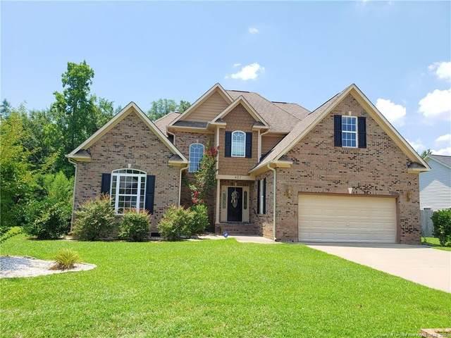427 W Summerchase Drive, Fayetteville, NC 28311 (MLS #628830) :: Weichert Realtors, On-Site Associates