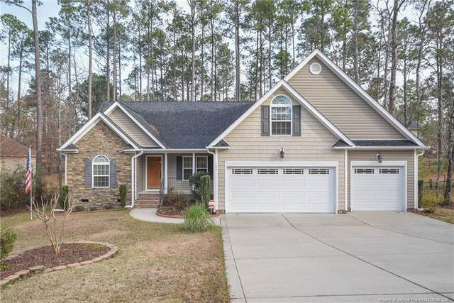 104 Cedar Lane, Sanford, NC 27332 (MLS #628869) :: Weichert Realtors, On-Site Associates