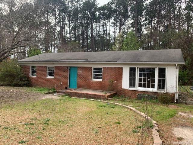 455 S Glover Street, Southern Pines, NC 28387 (MLS #628878) :: Weichert Realtors, On-Site Associates