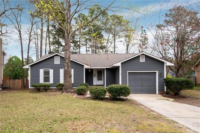 721 Sunny Crest Drive, Fayetteville, NC 28314 (MLS #628884) :: Weichert Realtors, On-Site Associates