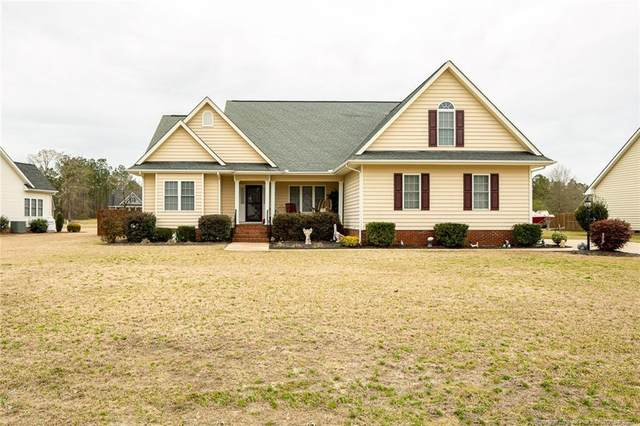 145 Pinecroft Drive, Dunn, NC 28328 (MLS #628897) :: Weichert Realtors, On-Site Associates