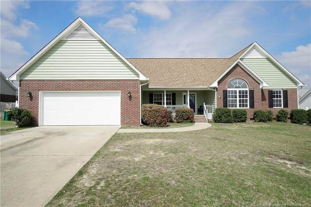 5432 Sunnybright Lane, Hope Mills, NC 28348 (MLS #628944) :: Weichert Realtors, On-Site Associates