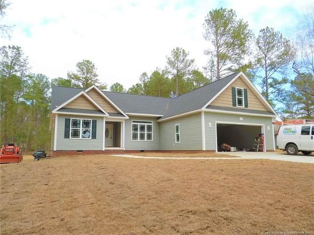 2102 Washington Street, Sanford, NC 27332 (MLS #628965) :: Weichert Realtors, On-Site Associates