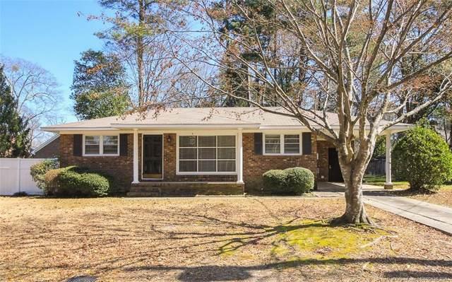 107 S Virginia Avenue, Fayetteville, NC 28305 (MLS #628983) :: Weichert Realtors, On-Site Associates