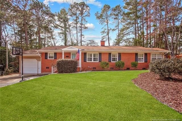 330 Westview Drive, Fayetteville, NC 28303 (MLS #629034) :: Weichert Realtors, On-Site Associates