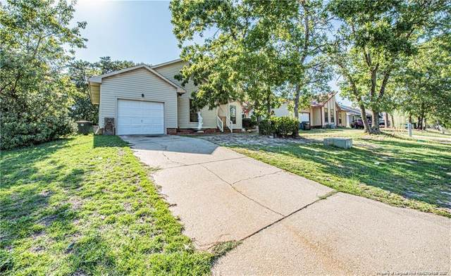 6831 Kizer Drive, Fayetteville, NC 28314 (MLS #629036) :: The Signature Group Realty Team