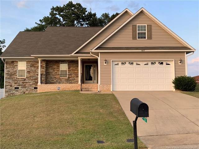1677 Kershaw Loop, Fayetteville, NC 28314 (MLS #629049) :: Weichert Realtors, On-Site Associates