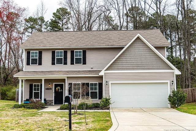 3736 Badin Lake Lane, Fayetteville, NC 28314 (MLS #629075) :: Weichert Realtors, On-Site Associates