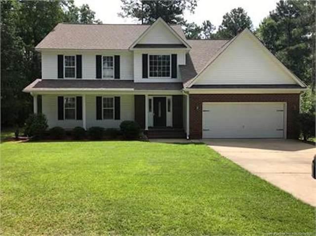 3225 Carolina Way, Sanford, NC 27332 (MLS #629099) :: Weichert Realtors, On-Site Associates