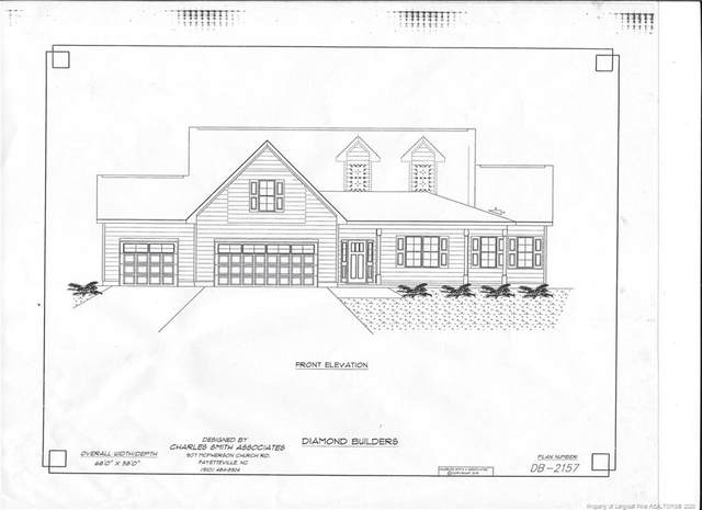 5232 Bree Bridge (Lot 13) Road, Fayetteville, NC 28306 (MLS #629106) :: Weichert Realtors, On-Site Associates