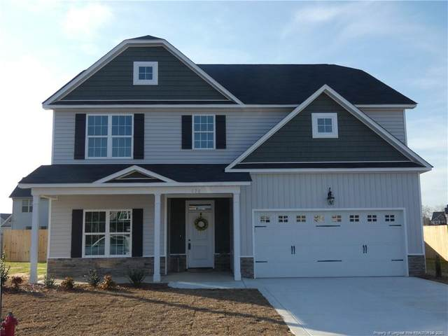 178 Courtland Drive, Raeford, NC 28376 (MLS #629107) :: Weichert Realtors, On-Site Associates