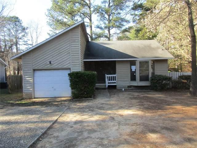 3952 Foster Drive, Fayetteville, NC 28311 (MLS #629170) :: Weichert Realtors, On-Site Associates