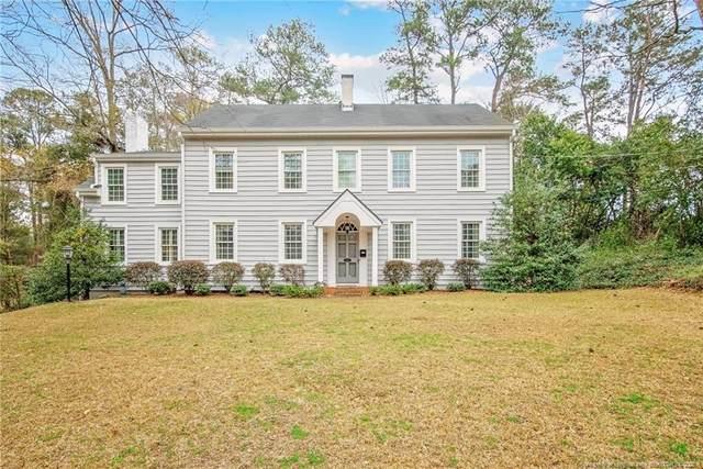 202 Hinsdale Avenue, Fayetteville, NC 28305 (MLS #629174) :: Weichert Realtors, On-Site Associates