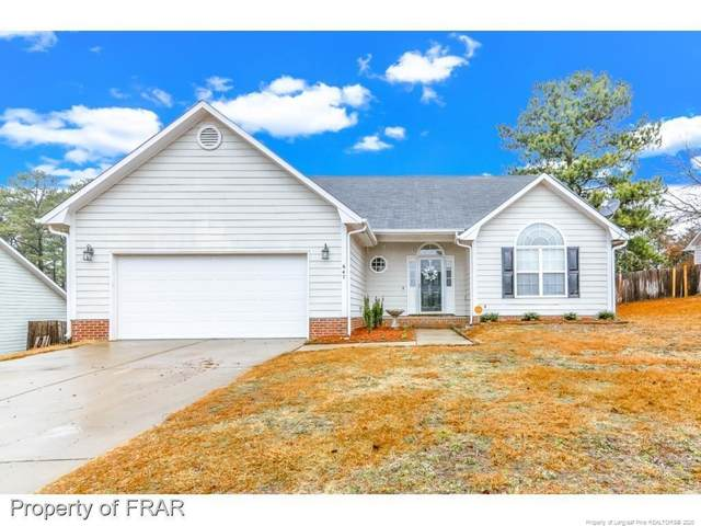 647 Americana Drive, Raeford, NC 28376 (MLS #629198) :: Weichert Realtors, On-Site Associates