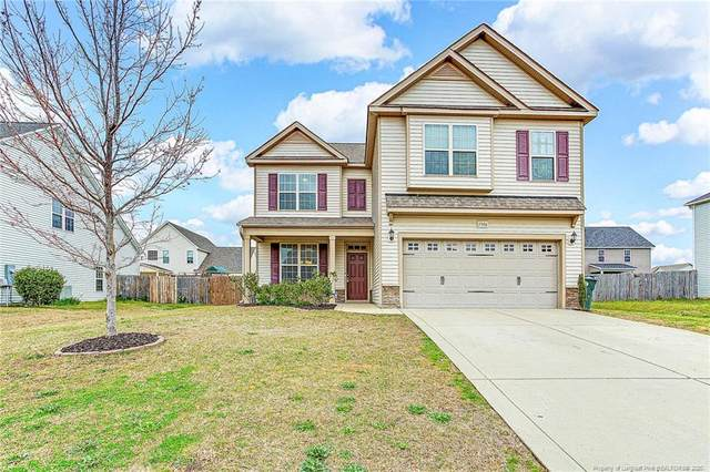 5906 Daybrook Court, Fayetteville, NC 28314 (MLS #629203) :: Weichert Realtors, On-Site Associates