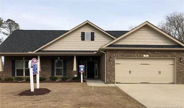 33 Parkside Drive, Lillington, NC 27546 (MLS #629212) :: Weichert Realtors, On-Site Associates