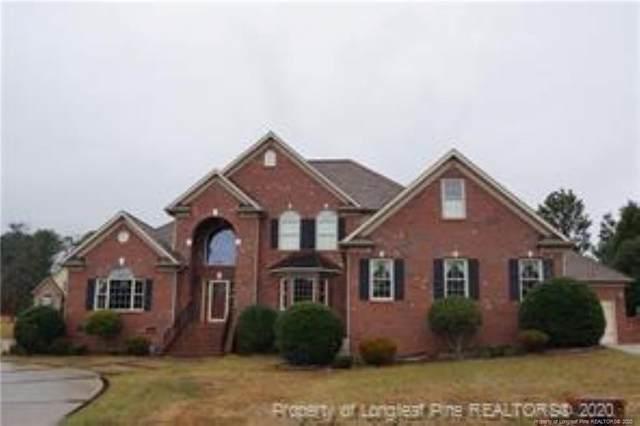 428 Swan Island Court, Fayetteville, NC 28311 (MLS #629226) :: Weichert Realtors, On-Site Associates