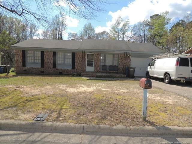 646 Monagan Street, Fayetteville, NC 28301 (MLS #629228) :: Weichert Realtors, On-Site Associates
