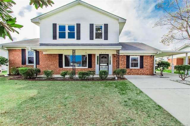 215 Lovington Drive, Fayetteville, NC 28303 (MLS #629231) :: Weichert Realtors, On-Site Associates