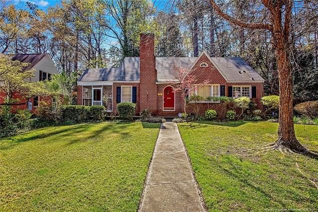 915 Norwood Street, Fayetteville, NC 28305 (MLS #629255) :: Weichert Realtors, On-Site Associates