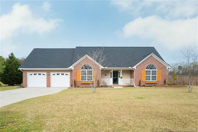 7012 Golden Leaf Lane, Hope Mills, NC 28348 (MLS #629283) :: Weichert Realtors, On-Site Associates