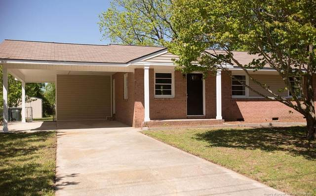 6014 Cornish Street, Fayetteville, NC 28314 (MLS #629305) :: Weichert Realtors, On-Site Associates