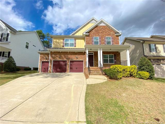 920 Micahs Way N, Spring Lake, NC 28390 (MLS #629311) :: Weichert Realtors, On-Site Associates