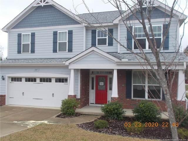 527 Coxwold Place, Fayetteville, NC 28311 (MLS #629312) :: Weichert Realtors, On-Site Associates
