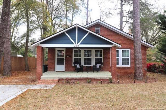 223 Judd Street, Fayetteville, NC 28305 (MLS #629318) :: Weichert Realtors, On-Site Associates