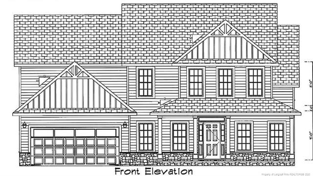 359 Bridgehaven (Lot 206) Drive, Raeford, NC 28376 (MLS #629335) :: Weichert Realtors, On-Site Associates