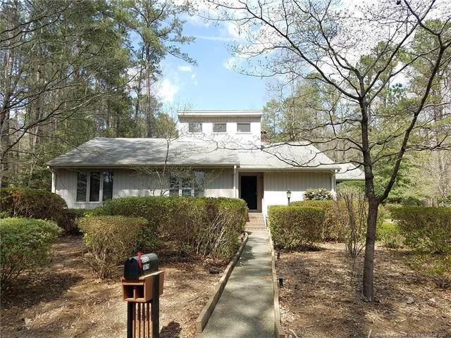 3056 Sherry Hill, Sanford, NC 27332 (MLS #629361) :: Weichert Realtors, On-Site Associates