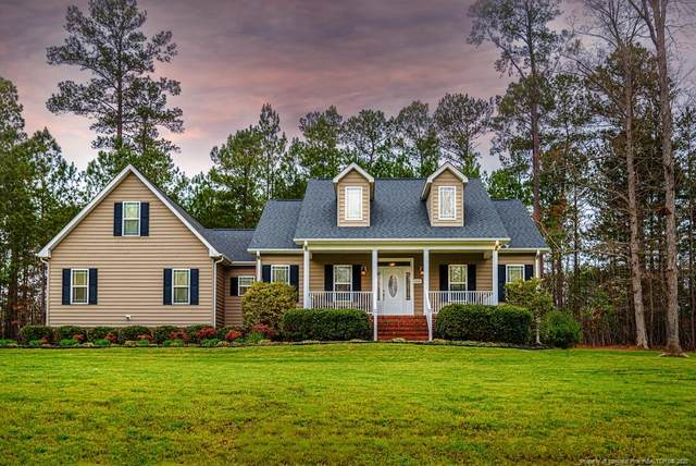 308 Copper Ridge Drive, Sanford, NC 27330 (MLS #629408) :: Weichert Realtors, On-Site Associates