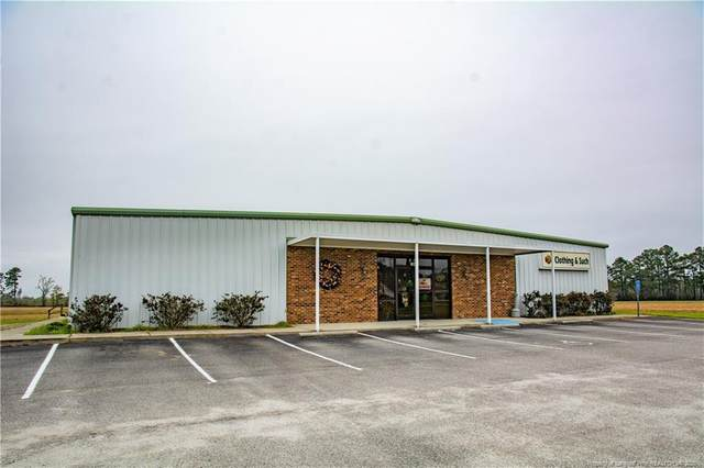 3842 Nc Highway 41 S, Fairmont, NC 28340 (MLS #629409) :: The Signature Group Realty Team