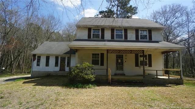 19101 Wagram Road, Laurinburg, NC 28352 (MLS #629410) :: Weichert Realtors, On-Site Associates