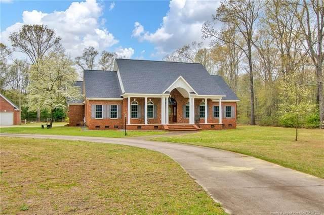 3654 Cedar Hill Drive, Fayetteville, NC 28312 (MLS #629427) :: Weichert Realtors, On-Site Associates