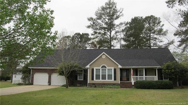 867 Long Iron Drive, Fayetteville, NC 28312 (MLS #629437) :: Weichert Realtors, On-Site Associates