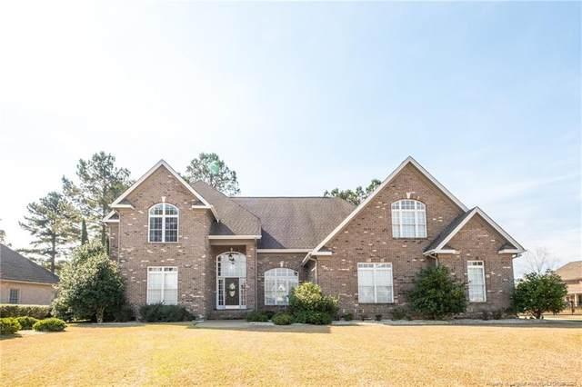 306 Kimberwicke Drive, Fayetteville, NC 28311 (MLS #629453) :: Weichert Realtors, On-Site Associates