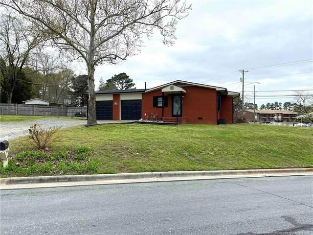 1940 Owen Drive, Fayetteville, NC 28306 (MLS #629457) :: Weichert Realtors, On-Site Associates