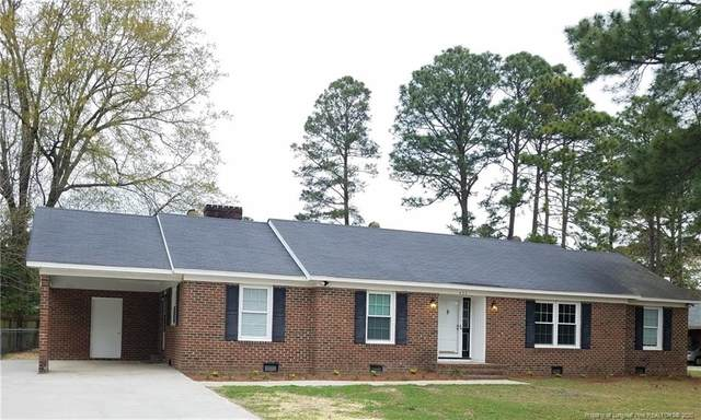 433 Hallmark Road, Fayetteville, NC 28303 (MLS #629470) :: Weichert Realtors, On-Site Associates