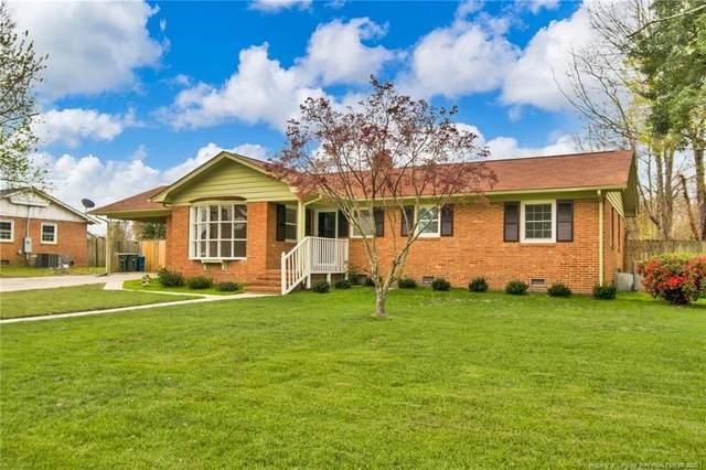 6413 Deland Avenue, Fayetteville, NC 28303 (MLS #629472) :: Weichert Realtors, On-Site Associates