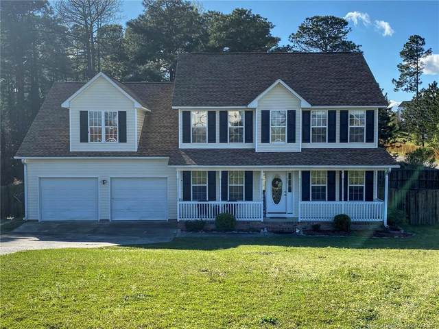 117 Leggett Drive, Cameron, NC 28326 (MLS #629474) :: Weichert Realtors, On-Site Associates