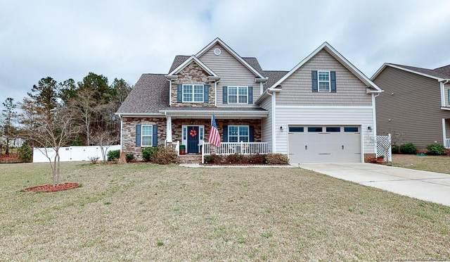 4372 Saleeby Way, Fayetteville, NC 28306 (MLS #629478) :: Weichert Realtors, On-Site Associates