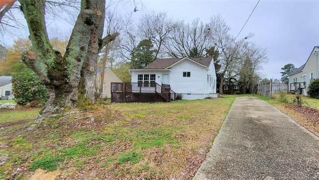 831 Anarine Road, Fayetteville, NC 28303 (MLS #629526) :: Weichert Realtors, On-Site Associates