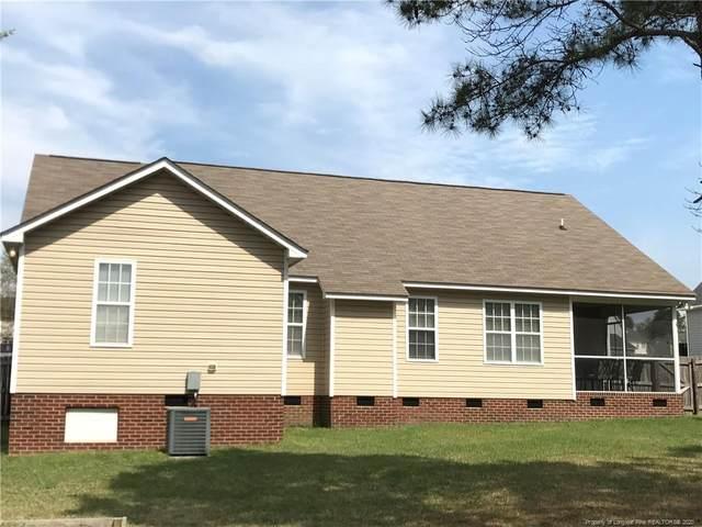 112 Rockingham Street, Spring Lake, NC 28390 (MLS #629527) :: Weichert Realtors, On-Site Associates