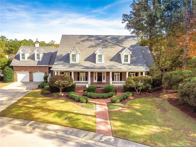311 Forest Creek Drive, Fayetteville, NC 28303 (MLS #629541) :: Weichert Realtors, On-Site Associates