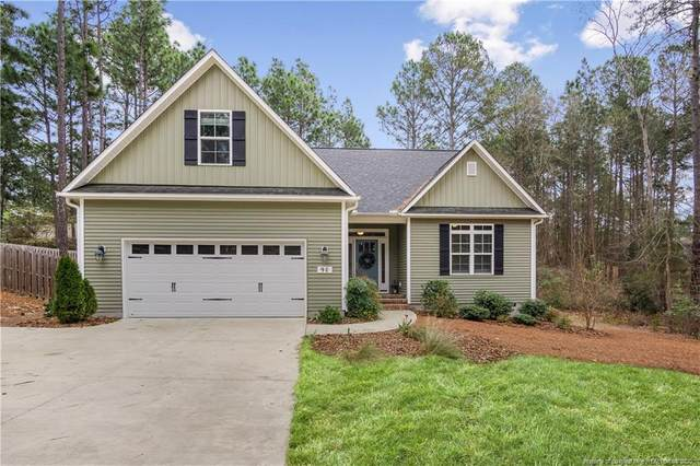 90 Old Hunt Road, Pinehurst, NC 28374 (MLS #629548) :: Weichert Realtors, On-Site Associates