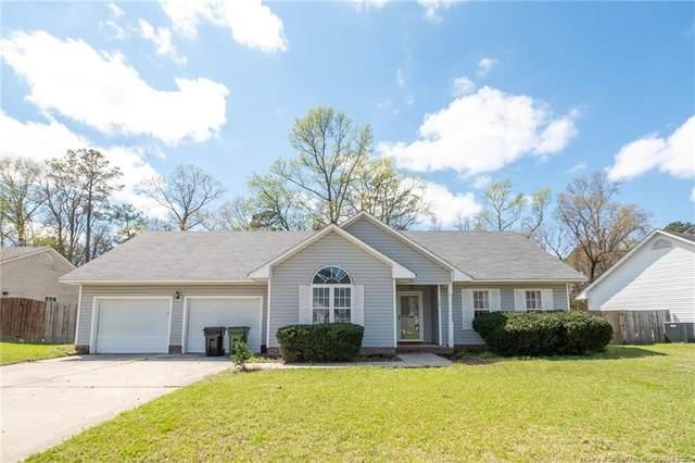 60 Rock Harbor Lane, Spring Lake, NC 28390 (MLS #629556) :: Weichert Realtors, On-Site Associates