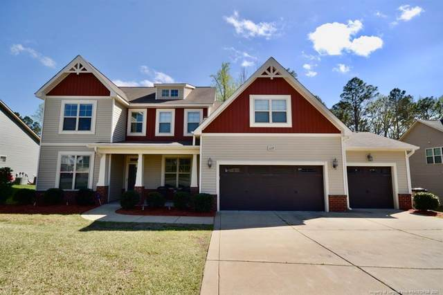 117 Coopers Creek Avenue, Spring Lake, NC 28390 (MLS #629562) :: Weichert Realtors, On-Site Associates